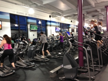 Aerobic workouts good for the cardio Muscular endurance